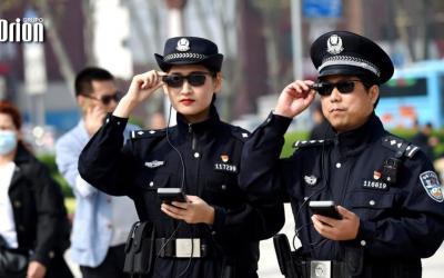 Reconhecimento facial contra o crime
