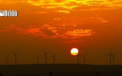 Parques eólicos podem aquecer o planeta