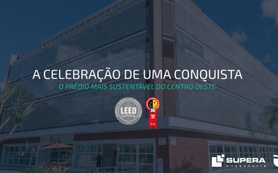 Celebração de uma conquista: Edifício Portinari é o primeiro LEED Platinum do Centro Oeste