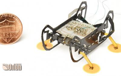 Utilidades de um microrrobô