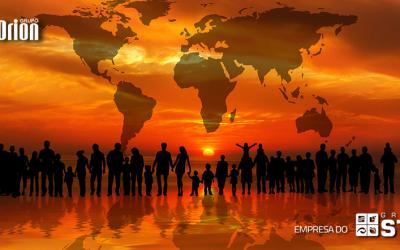 O IMPACTO DO CRESCIMENTO POPULACIONAL