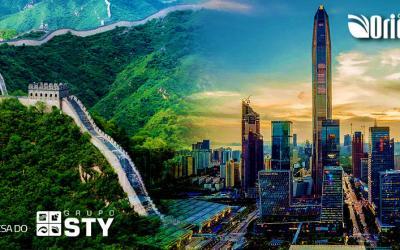UMA NOVA  REVOLUÇÃO CHINESA