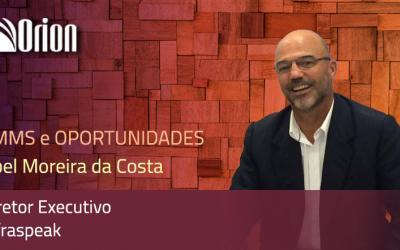 ENTREVISTA COM ABEL MOREIRA DA COSTA, DIRETOR EXECUTIVO DA INFRASPEAK BRASIL